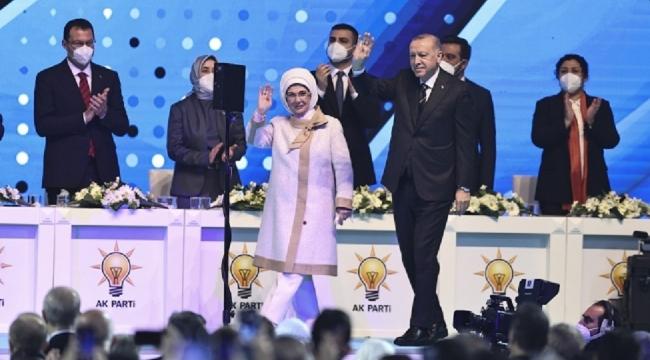 AK Parti'de tarihi gün! Başkan Recep Tayyip Erdoğan 2023 manifestosunu açıklıyor