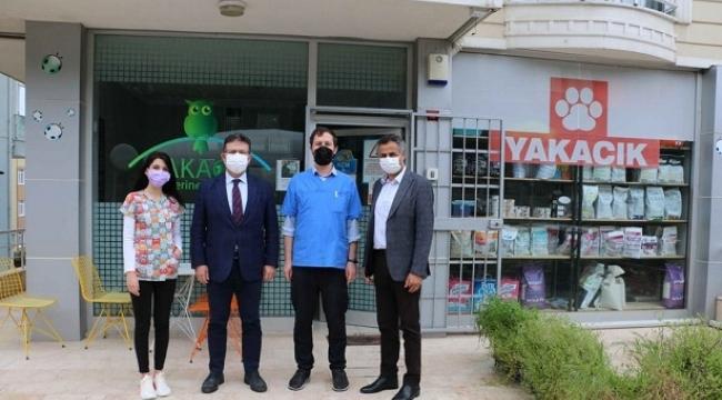 Kartal Belediyesi Veteriner Hekimleri Unutmadı