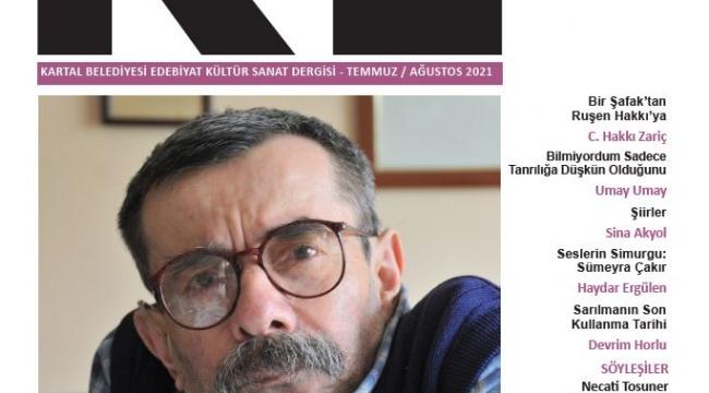 """KE""""nin 10. Sayısı Necati Tosuner'i Konuk Ediyor"""