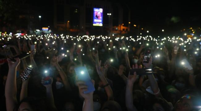 Zafer Bayramı Coşkusu Kartal'da Festival Tadında Devam Ediyor